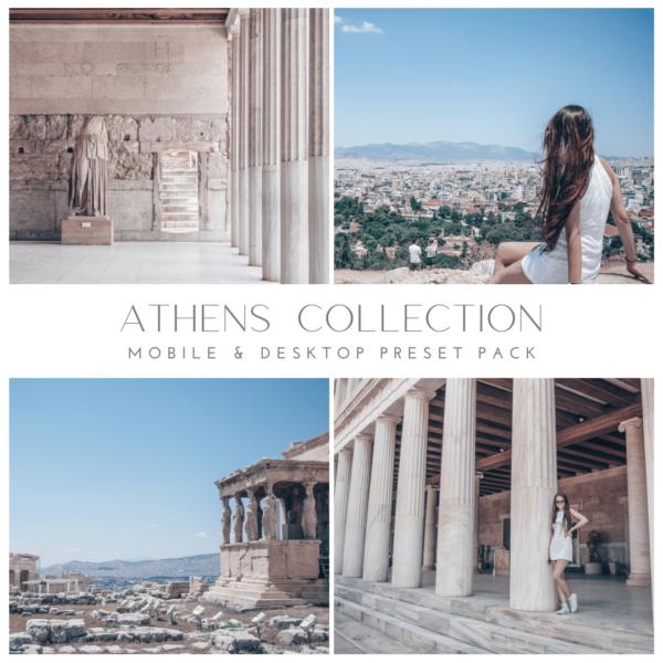 Athens Collection - Presety