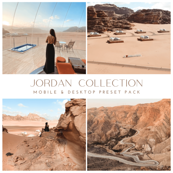Jordan Collection - Presety