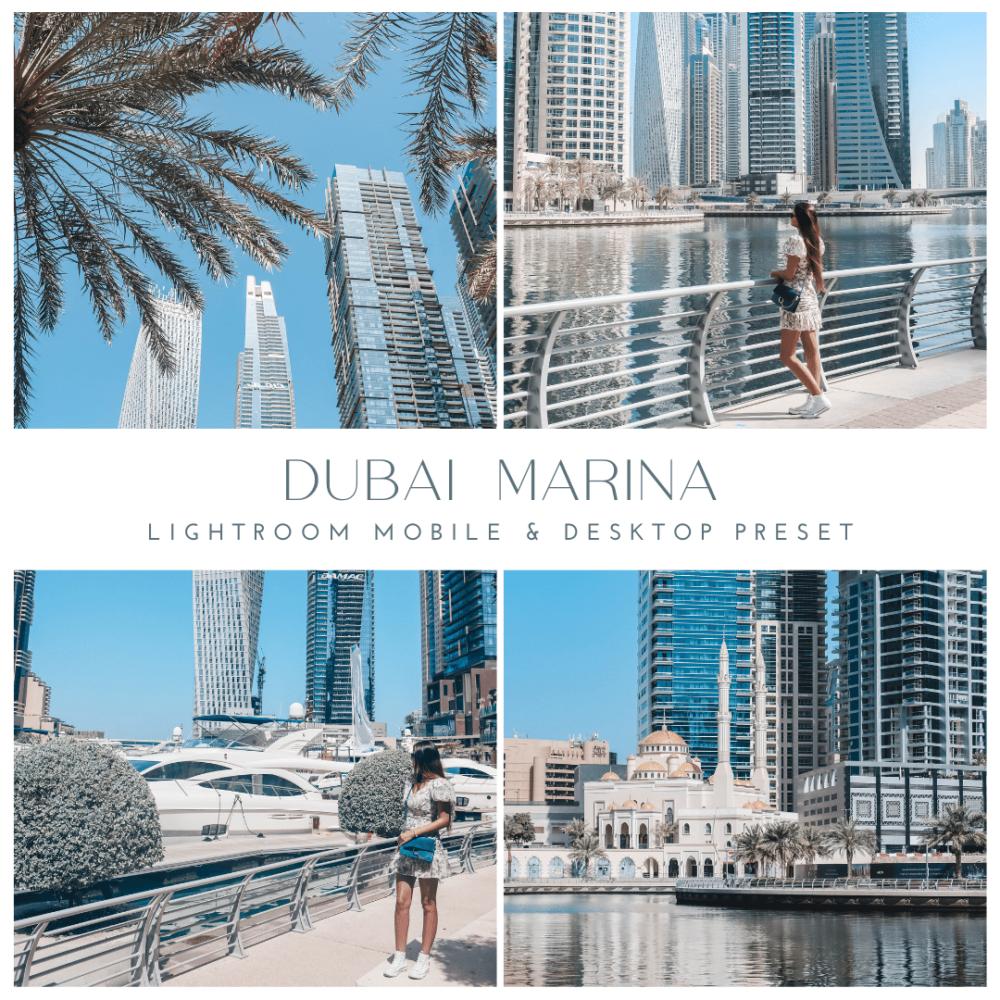 Dubai Marina - Presety