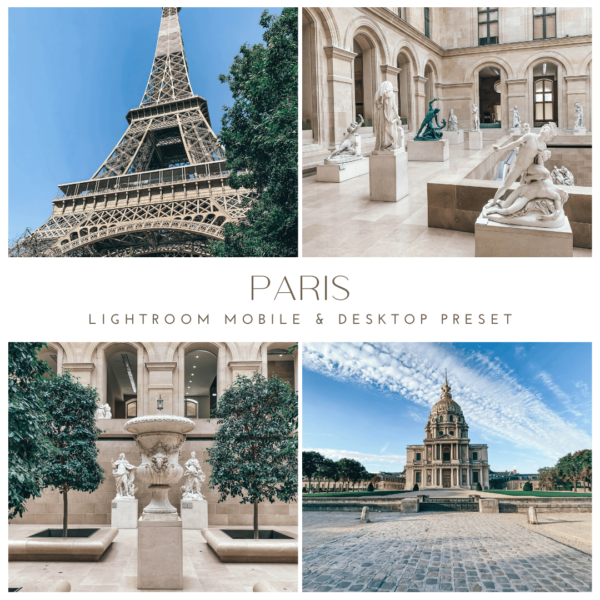 Paris - Presety