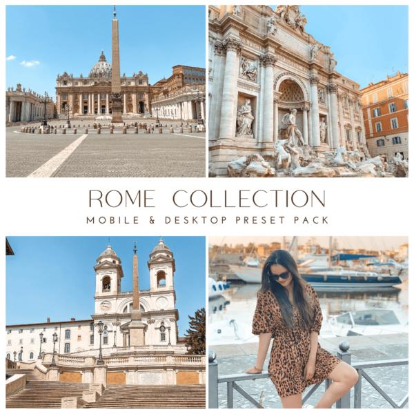 Rome Collection - Presety